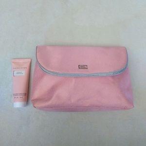 Ralph Lauren Makeup Bag & Lotion